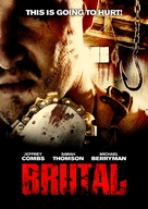 Brutal - Movie Poster (xs thumbnail)