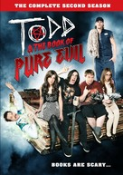 """Todd and the Book of Pure Evil"" - DVD movie cover (xs thumbnail)"