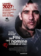 Children of Men - French Movie Poster (xs thumbnail)