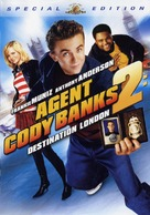 Agent Cody Banks 2 - DVD movie cover (xs thumbnail)