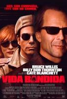 Bandits - Argentinian Movie Poster (xs thumbnail)