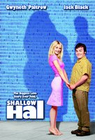 Shallow Hal - Movie Cover (xs thumbnail)