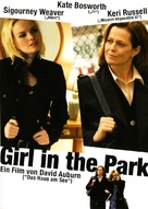 The Girl in the Park - German Movie Poster (xs thumbnail)