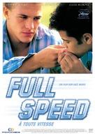 À toute vitesse - German poster (xs thumbnail)