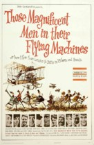 Those Magnificent Men In Their Flying Machines - Movie Poster (xs thumbnail)