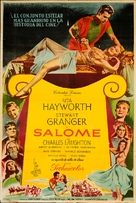 Salome - Argentinian Movie Poster (xs thumbnail)