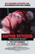 Zombi Holocaust - Movie Poster (xs thumbnail)