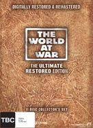 """The World at War"" - Australian DVD cover (xs thumbnail)"