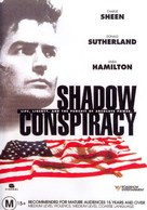 Shadow Conspiracy - Australian DVD cover (xs thumbnail)