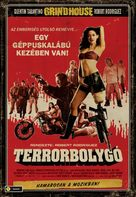 Grindhouse - Hungarian Movie Poster (xs thumbnail)