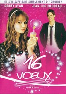 16 Wishes - French DVD cover (xs thumbnail)