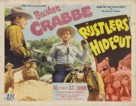 Rustlers' Hideout - Movie Poster (xs thumbnail)