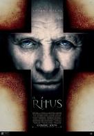 The Rite - Hungarian Movie Poster (xs thumbnail)