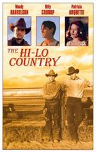 The Hi-Lo Country - VHS cover (xs thumbnail)