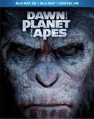 Dawn of the Planet of the Apes - Blu-Ray movie cover (xs thumbnail)