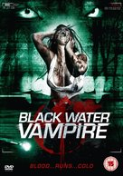 The Black Water Vampire - British DVD cover (xs thumbnail)