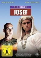 Joseph - German DVD cover (xs thumbnail)