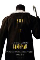 Candyman - Swedish Movie Poster (xs thumbnail)
