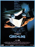 Gremlins - French Movie Poster (xs thumbnail)
