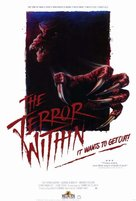The Terror Within - VHS cover (xs thumbnail)