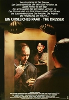 The Dresser - German Movie Poster (xs thumbnail)