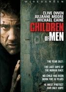 Children of Men - Movie Cover (xs thumbnail)