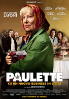 Paulette - Italian Movie Poster (xs thumbnail)