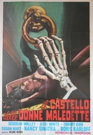 The Ghost in the Invisible Bikini - Italian Movie Poster (xs thumbnail)