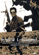 Popiól i diament - Polish Movie Cover (xs thumbnail)