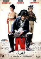 N (Io e Napoleone) - Polish Movie Cover (xs thumbnail)