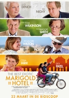 The Best Exotic Marigold Hotel - Dutch Movie Poster (xs thumbnail)