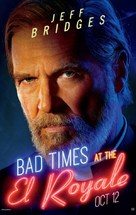 Bad Times at the El Royale - Character poster (xs thumbnail)