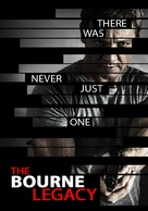 The Bourne Legacy - DVD cover (xs thumbnail)