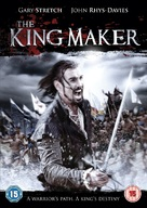 The King Maker - British DVD cover (xs thumbnail)