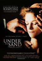 Sous le sable - Movie Poster (xs thumbnail)