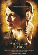 An American Crime - Swedish Movie Poster (xs thumbnail)