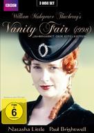 """Vanity Fair"" - German DVD movie cover (xs thumbnail)"
