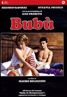 Bubù - Italian Movie Cover (xs thumbnail)