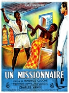 Un missionnaire - French Movie Poster (xs thumbnail)