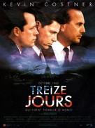Thirteen Days - French Movie Poster (xs thumbnail)