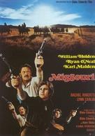 Wild Rovers - German Movie Poster (xs thumbnail)