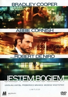 Limitless - Polish DVD movie cover (xs thumbnail)