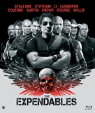 The Expendables - Finnish Movie Cover (xs thumbnail)