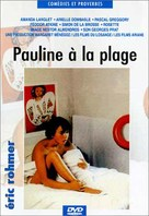 Pauline à la plage - French DVD cover (xs thumbnail)