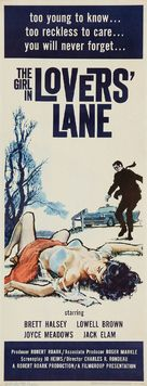 The Girl in Lovers Lane - Movie Poster (xs thumbnail)