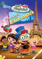 """Little Einsteins"" - Danish DVD movie cover (xs thumbnail)"
