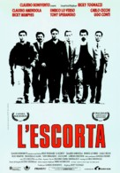 La scorta - Andorran Movie Poster (xs thumbnail)