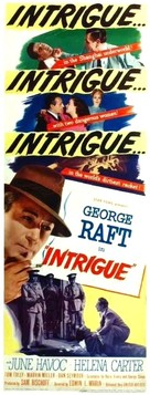 Intrigue - Movie Poster (xs thumbnail)