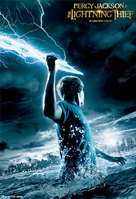 Percy Jackson & the Olympians: The Lightning Thief - British Movie Poster (xs thumbnail)