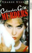 Calendar Girl Murders - VHS movie cover (xs thumbnail)